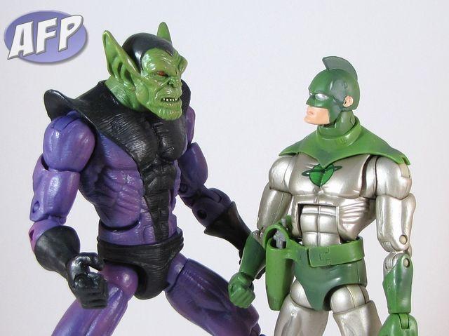Marvel Legends 2-Packs - Alien Armies - Skrull Soldier and Kree Soldier