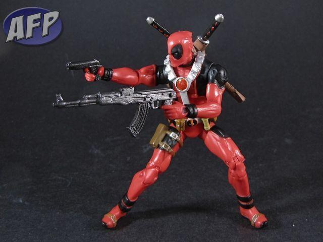 Deadpool Custom by SamuRon