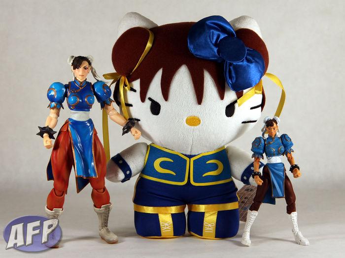 Chun Li - Square Enix, Toynami, SOTA