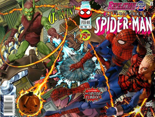 Third Prize: Enforcer - Spider-Man #75