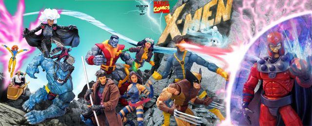 Second Prize: raydaimon - X-Men #1