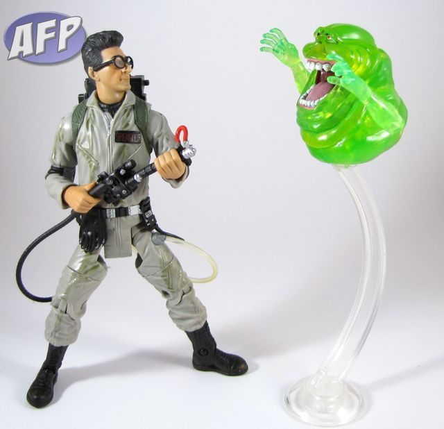 SDCC Exclusive Ghostbusters Egon Spengler with Slimer