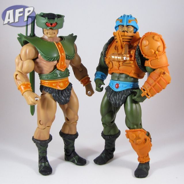 MOTU Classics Tri-Klops and Man-at-Arms - who is the bigger badass?