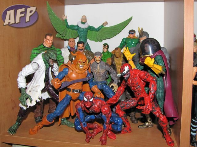 Spider-Man vs everyone!