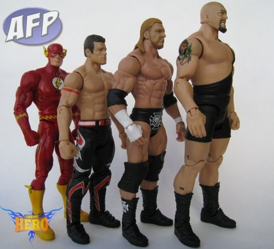 WWE Basic Series 1