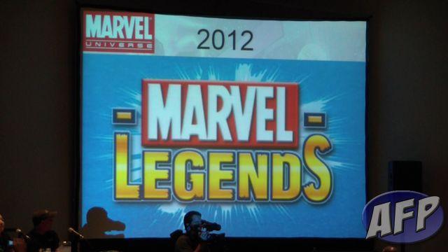 Marvel Legends 2012 Teaser