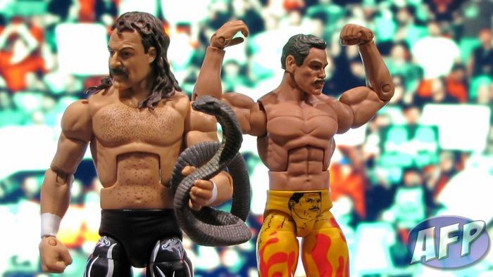 Mattel WWE - Jake the Snake Roberts and Ravishing Rick Rude.JPG