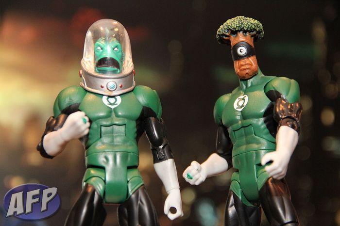 Best of 2011 - Green Lantern Classics Nautkeiloi and Medphyll