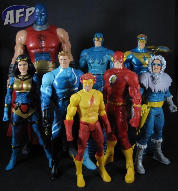 DC Universe Wave 7