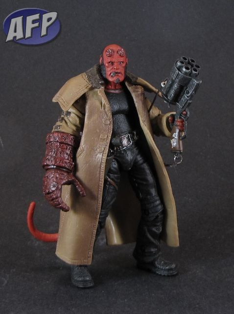 Hellboy Exclusive from 2008 San Diego Comic Con