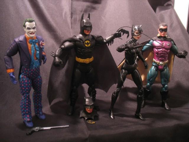 Batman Movie Classics by Travis Perry
