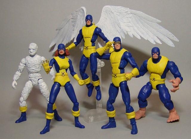 The Original X-Men by Rabid_Ewok