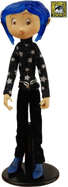 Star Spangled Sweater Coraline