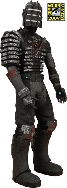 Dead Space Isaac Clarke in Unitology Suit