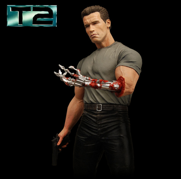 NECA Announces New Terminator 2: Judgment Day Figures