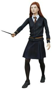 Ginny Weasley in School Outfit