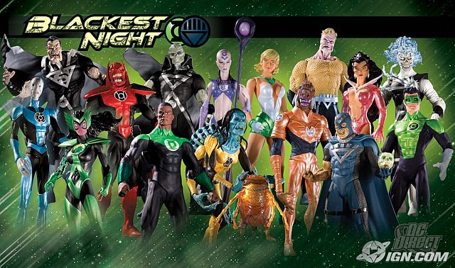 DC Direct Blackest Night (credit: IGN.com)