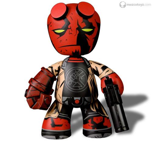Mez-Itz Comic Hellboy Variant