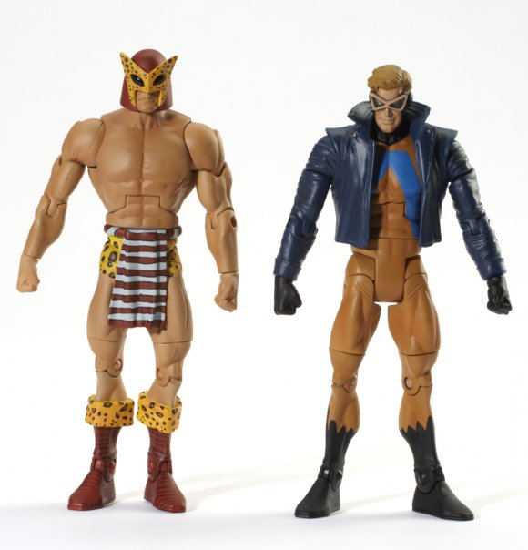 MattyCollector release dates for the rest of the year. DC-Universe-Classics-Animal-Instincts-Two-Pack