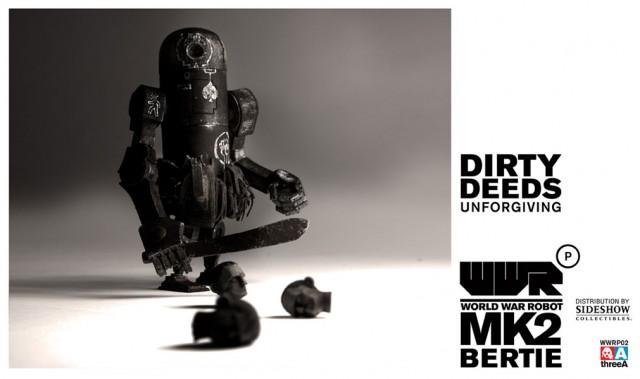 Bertie - Dirty Deeds Unforgiving