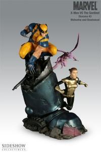 X-Men Statue
