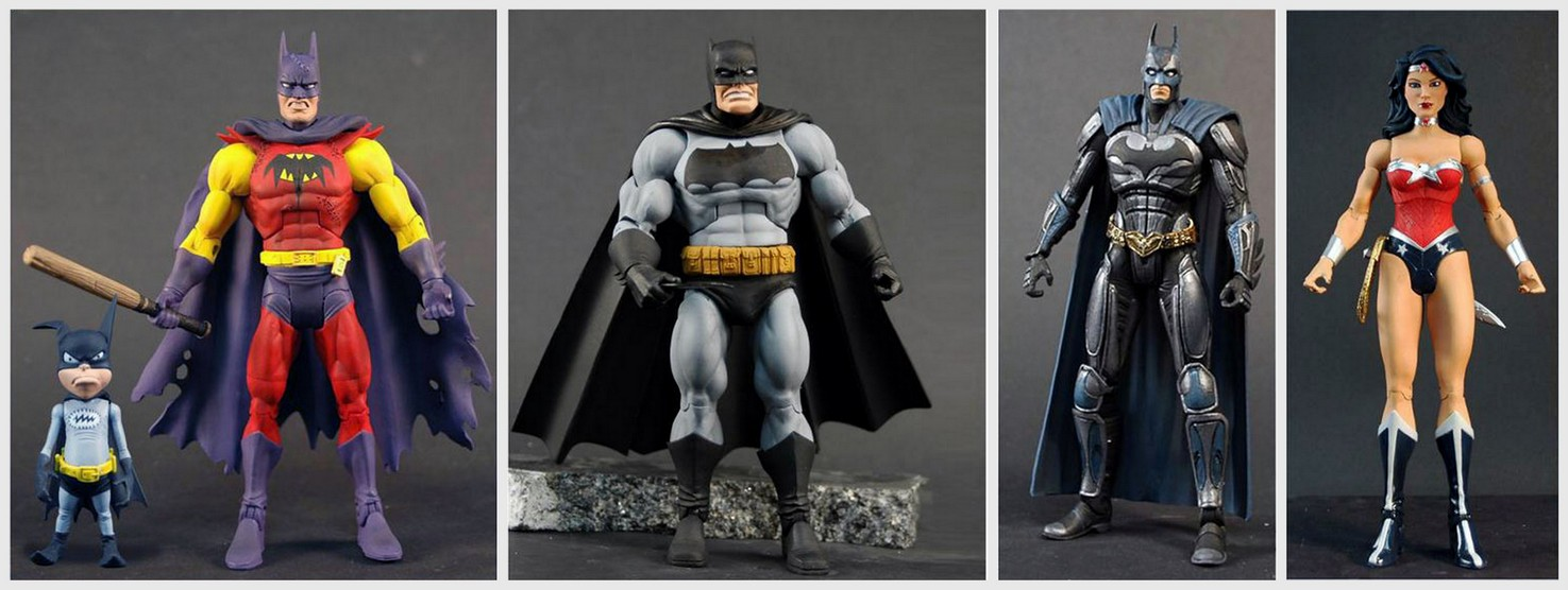 [Mattel] DC Unlimited Batman-and-DC-Unlimited-Wave-2