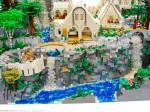 LEGO Rivendell 5
