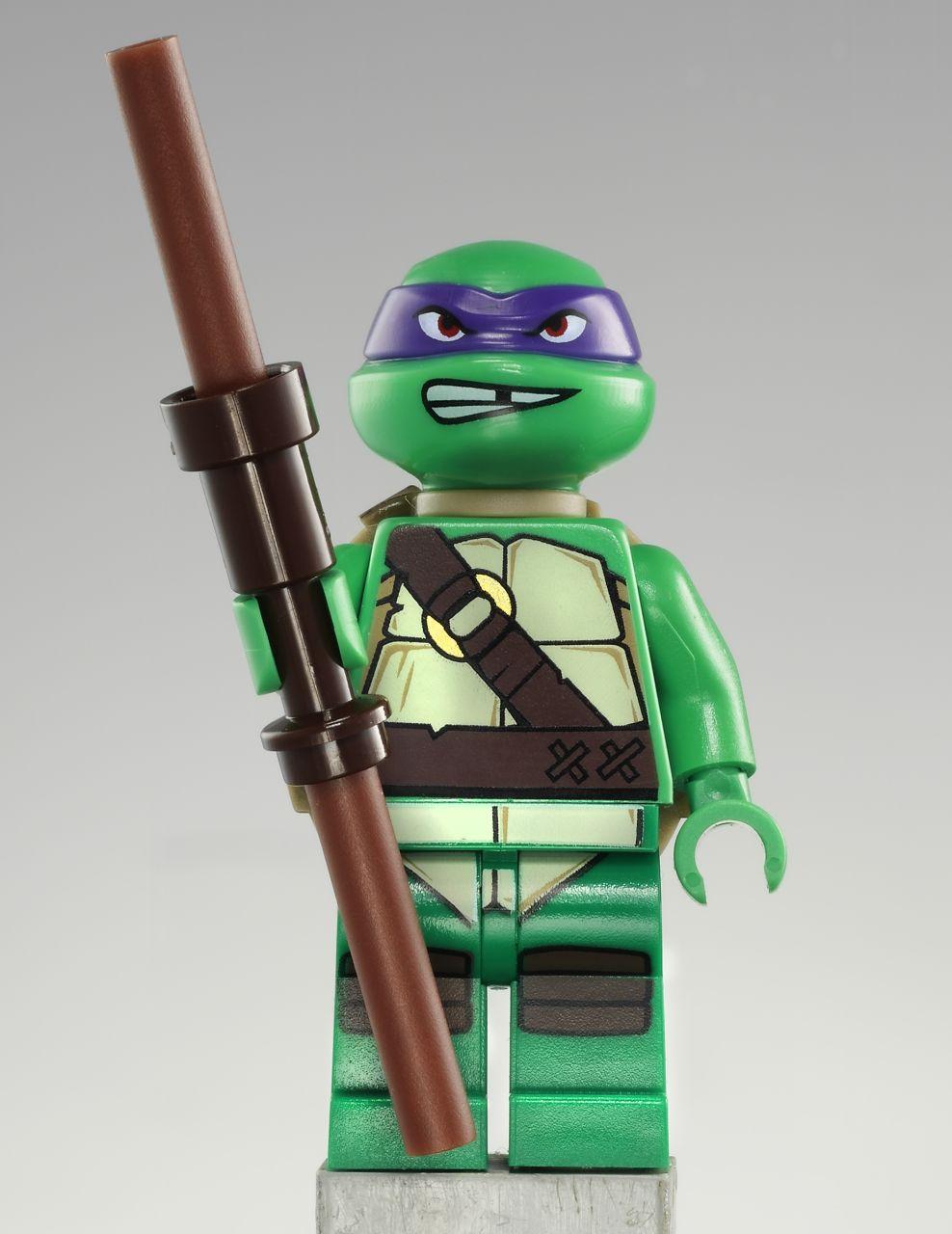 Lego teenage mutant ninja turtles videos