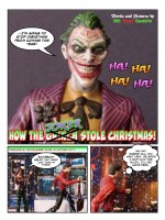 Batman How the Joker Stole Christmas 03