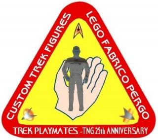 Cust Con 33 - TNG 25 Aniv 2012 Logo