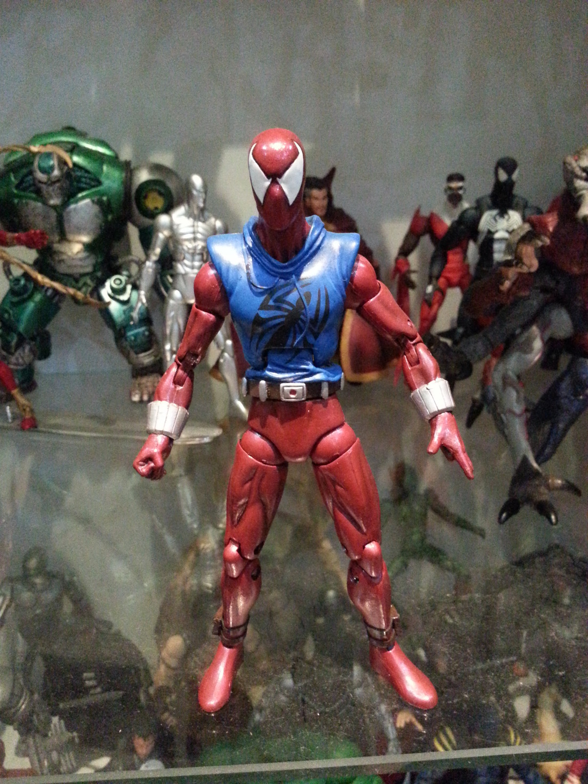 How Much Is A Paint Job >> Border Patrol: Marvel Legends Punisher, Planet Hulk, and ...