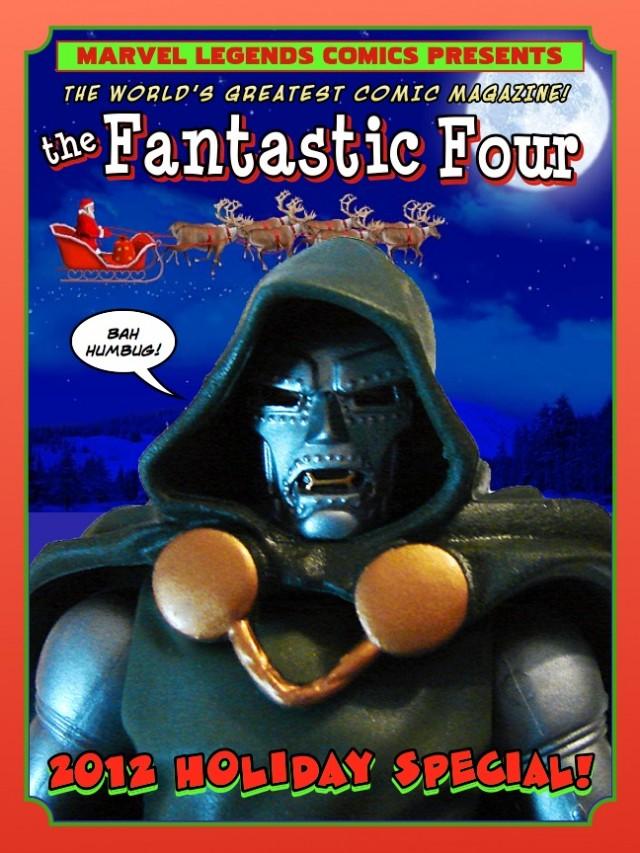 Merry Christmas Doctor Doom!