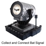 The Dark Knight Rises Movie Masters - Bat Signal