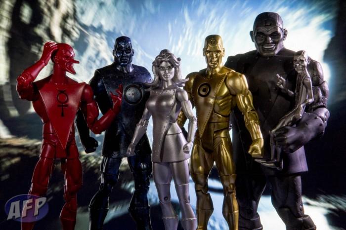 Best of 2012 - DC Universe Classics Metal Men