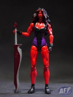Marvel Legends 2013 - Red She-Hulk (1 of 6)