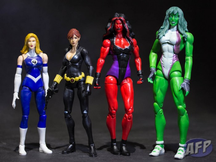 Marvel Legends 2013 - Red She-Hulk (5 of 6)