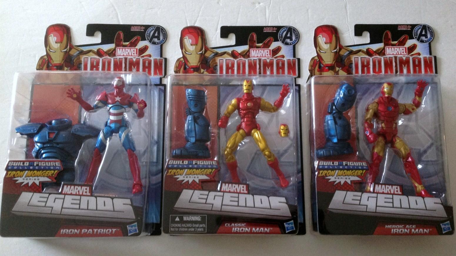 figurine iron man 3 ebay