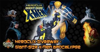 NECA Marvel Heroclix giveaway