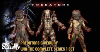 NECA Predators giveaway