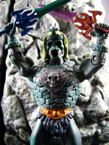 Masters of the Universe Classics Castle Grayskullman