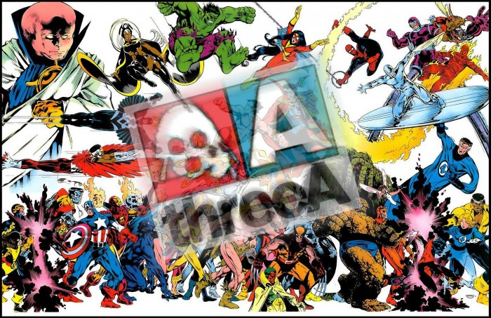 3A Toys Marvel Collaboration - Golden Age