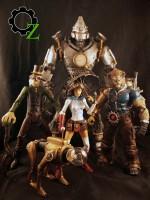 Marvel Legends Steampunk Wizard of Oz 1