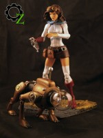 Marvel Legends Steampunk Wizard of Oz 2