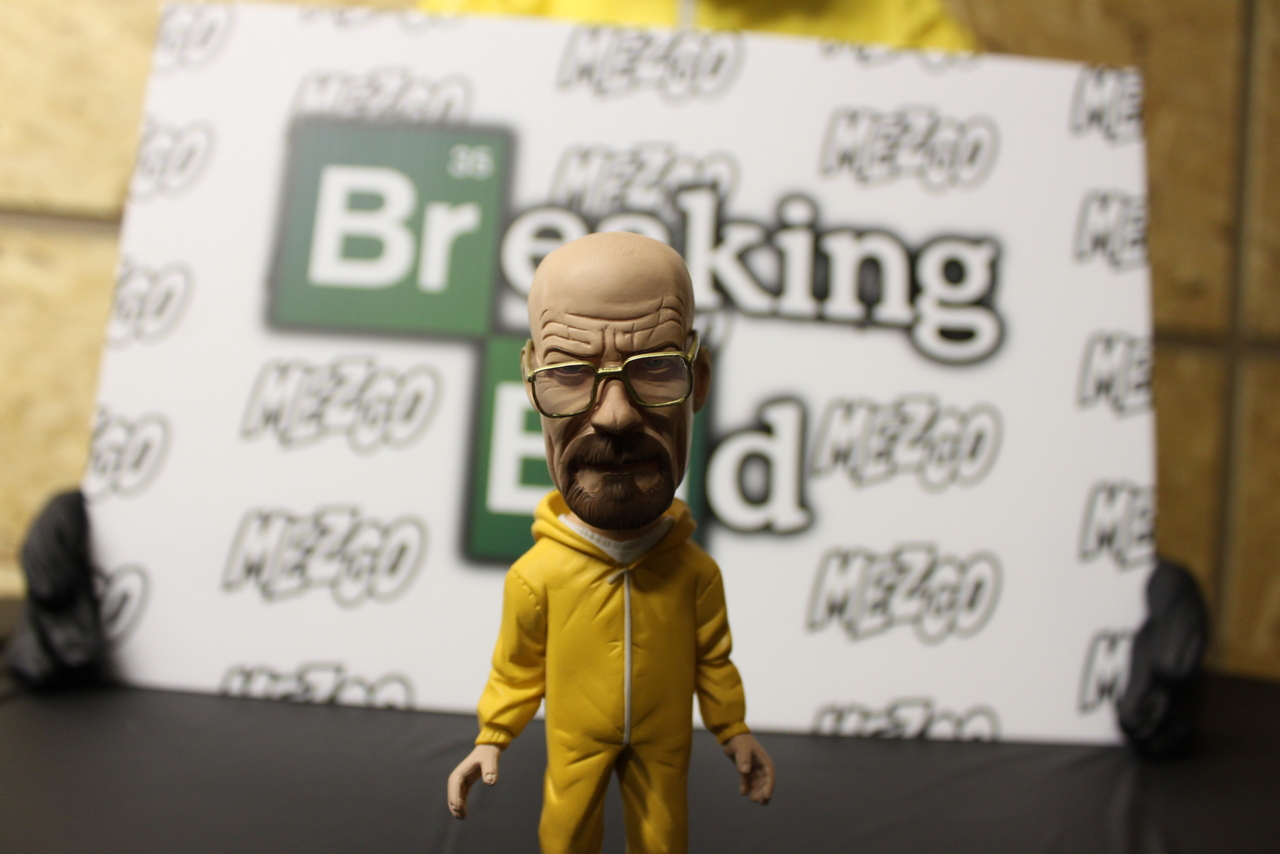 Mezco Previews Breaking Bad Action Figure and Bobblehead bet365 trackid=sp-006 bet365.com inplay ...