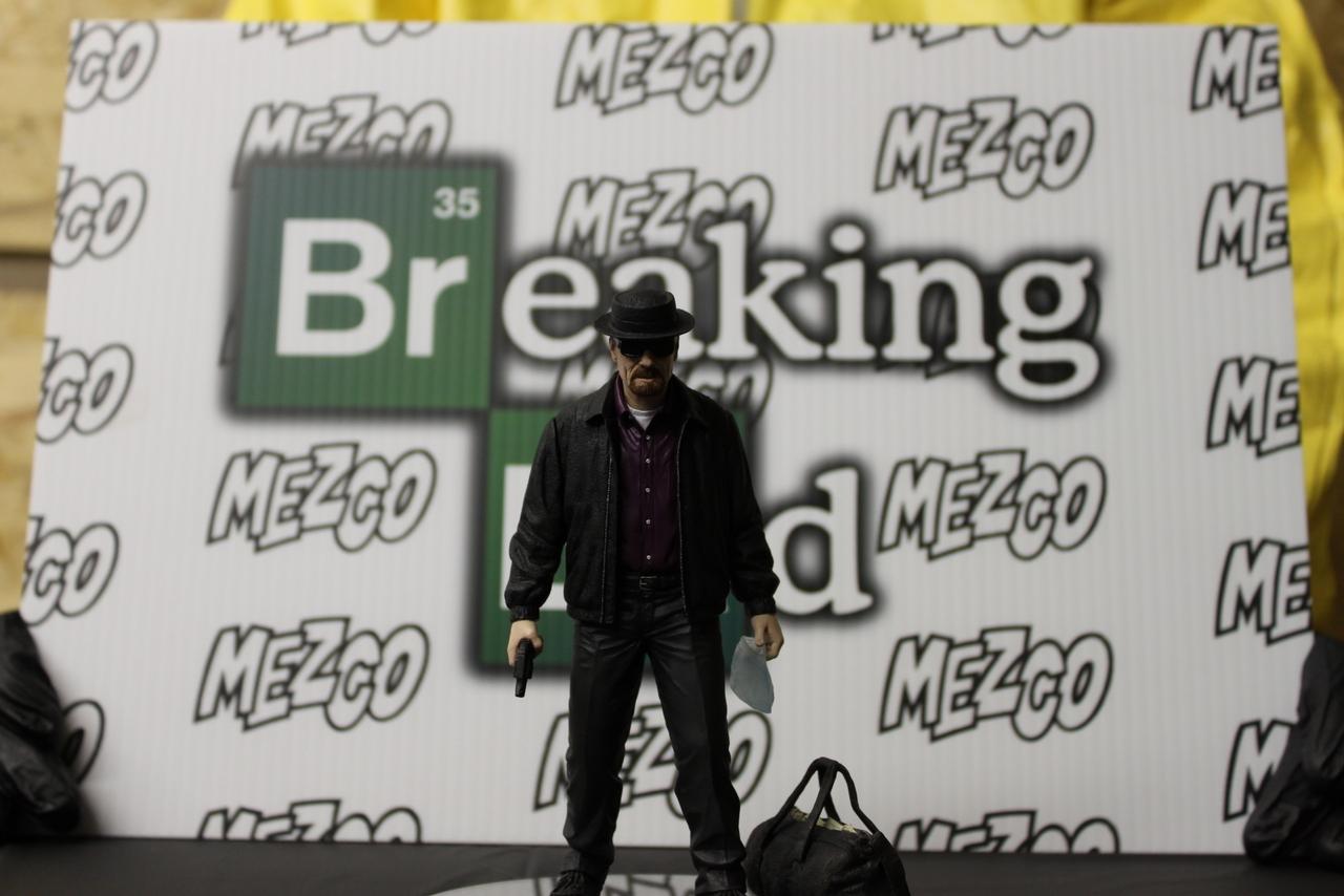 ... Mezco Toyz Unveil BREAKING BAD Plush Toys and Walter White Bobblehead