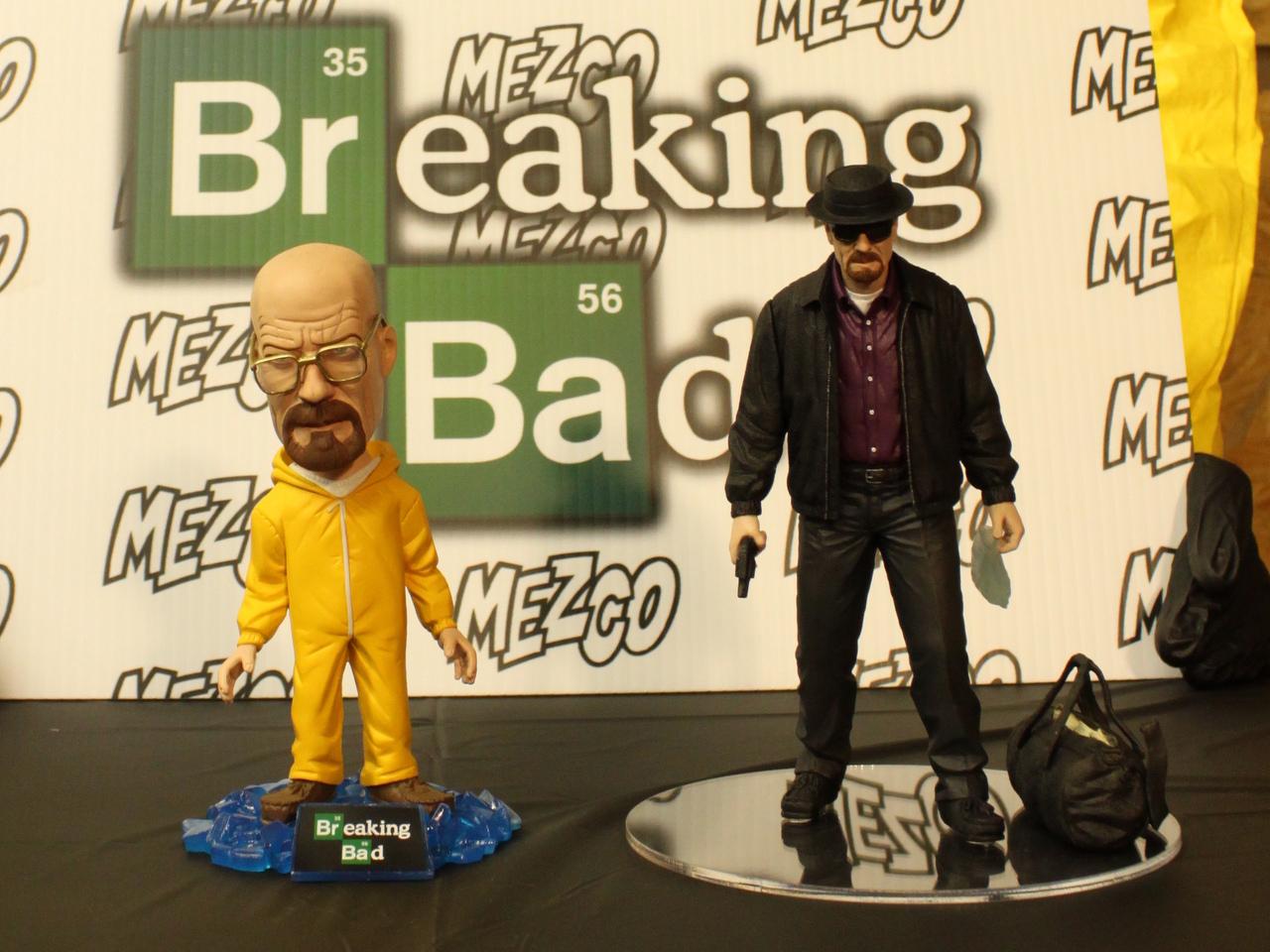 Awesome 10 Breaking Bad Jesse Pinkman Bobblehead Mezco Toyz Action ...