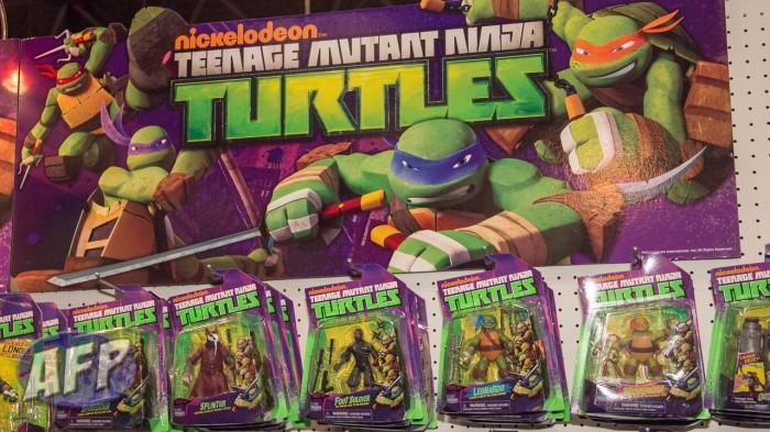 Playmates Nickelodeon Teenage Mutant Ninja Turtles (16 of 25)