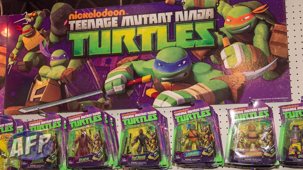 Sdcc 2013 Playmates Teenage Mutant Ninja Turtles Panel Video