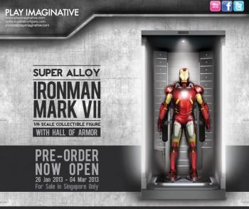 Super Alloy Iron Man Mark VII 1