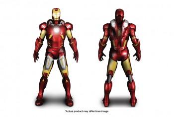 Super Alloy Iron Man Mark VII 2